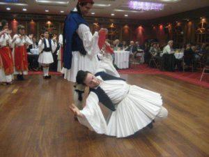 προετοιμασια χορευτικου