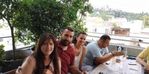 Καλοκαιρινη συναντηση ΣΤΟ Couleur locafe στο μοναστηρακι!!!