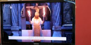 Τελετή Αγίου Φωτός στα Ιεροσόλυμα 2020