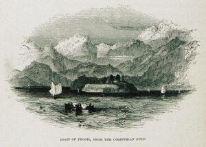 Οι εξεγέρσεις των Δωριέων πριν το 1821