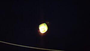 Αερόστατα και πυροτεχνήματα